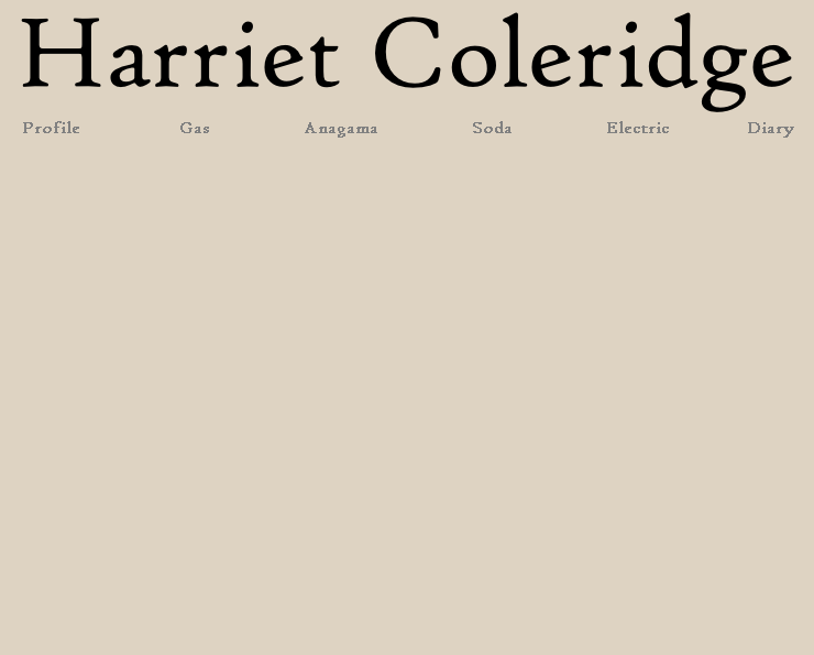 Harriet Coleridge